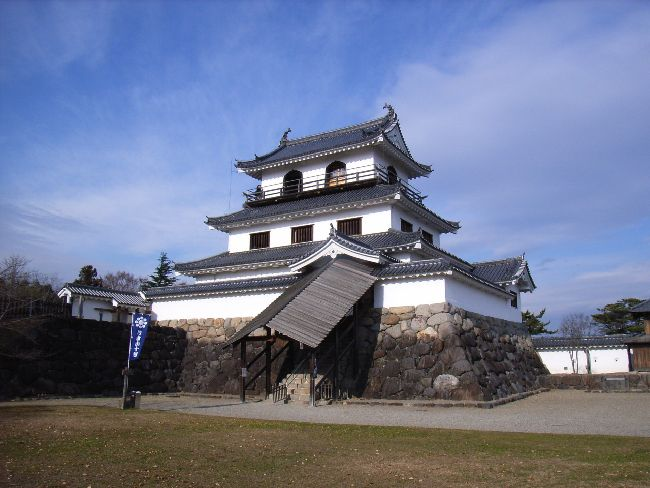 仙台藩:白石城
