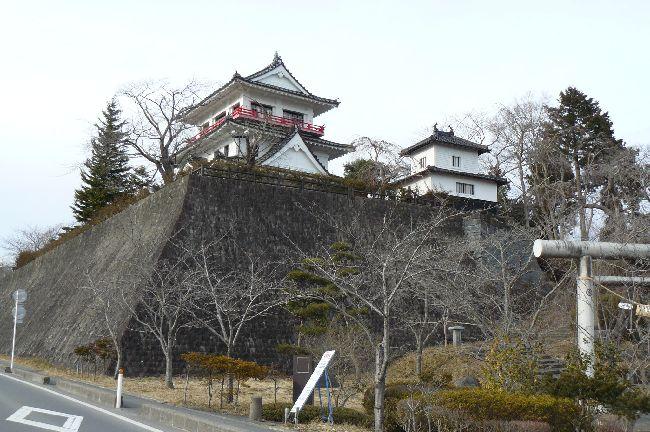 仙台藩:涌谷要害